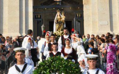 Le feste in onore della Madonna di Bonaria