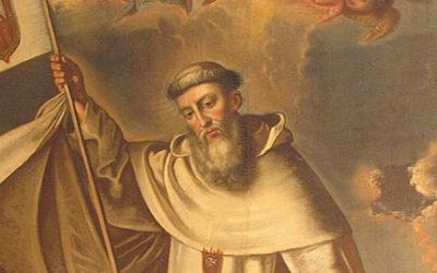 Venerdi 6: Solennità di San Pietro Nolasco, fondatore dell'Ordine della Mercede.