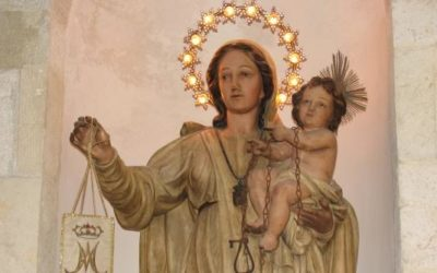 Festa della Beata Vergine Maria della Mercede (24 Settembre 2020)