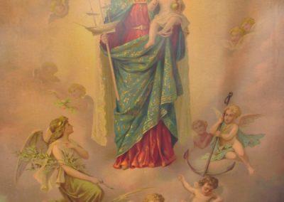 Quadro della Madonna di Bonaria