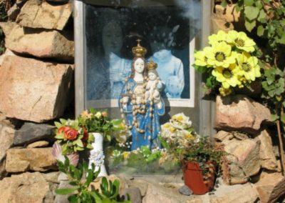 Tabernacolo votivo della Madonna di Bonaria