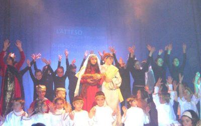 Musical di Natale 2009 L'Atteso