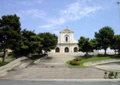 Santuario e Basilica- Le scalinate