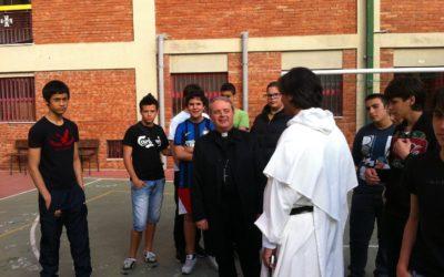 Incontro Giovani con l'Arcivescovo 22 aprile 2012