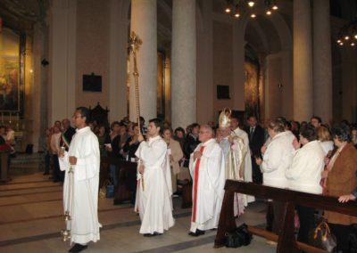 Pellegrinaggio da Carloforte 08/11/2007