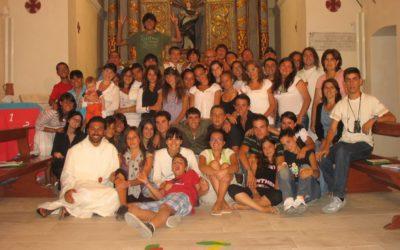 Campo Scuola MGM -Interrios- (3 – 13 Agosto 2008)
