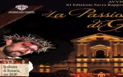 Drammatizzazione della Passione di Cristo –  XI EDIZIONE –