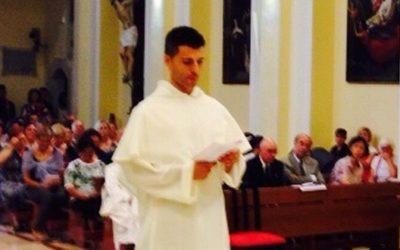 24 ottobre 2015 Ordinazione Sacerdotale di fra Sergio Girau.