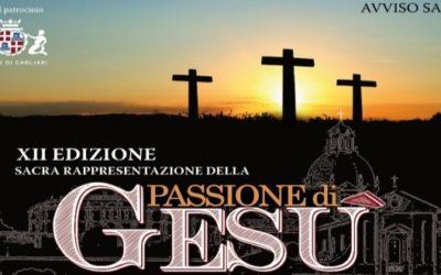 Rappresentazione della Passione di Gesù 2016