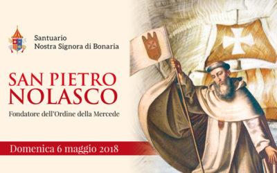 Solennità di San Pietro Nolasco