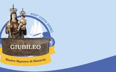 GIUBILEO 1370-2020 – 650º ANNIVERSARIO DELL'ARRIVO DEL SIMULACRO DI N.S. DI BONARIA