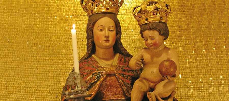 Programma Solennità Nostra Signora di Bonaria (Aprile 2021)
