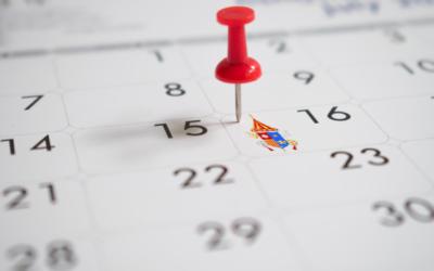 Appuntamenti mese di Gennaio 2020