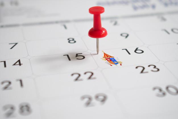 Appuntamenti mese di Novembre 2020